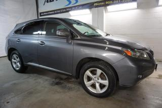 Used 2012 Lexus RX 350 AWD CERTIFIED 2YR WARRANTY *FREE ACCIDENT*WINTER TIRES* BLUETOOTH ALLOYS CRUISE for sale in Milton, ON