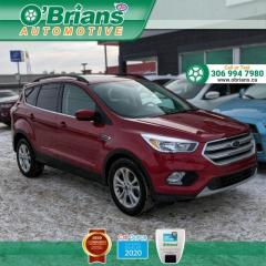 Used 2018 Ford Escape SE w/4WD, Heated Seats, Cruise Control, Air Conditioning for sale in Saskatoon, SK
