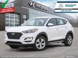 New 2021 Hyundai Tucson 2.0L Essential AWD  - $176 B/W for sale in Brantford, ON
