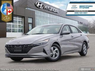 New 2021 Hyundai Elantra Essential IVT  - $126 B/W for sale in Brantford, ON