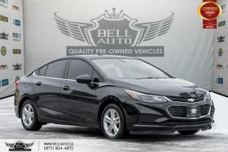 Used 2018 Chevrolet Cruze LT, NO ACCIDENTS, SUNROOF, REAR CAM, BLUETOOTH, PUSH START for sale in Toronto, ON