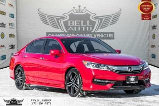 Used 2017 Honda Accord Sedan Sport, REAR CAM, SUNROOF, BLUETOOTH, CARBON TRIM for sale in Toronto, ON