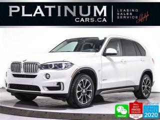 Used 2017 BMW X5 xDrive35d, DIESEL, AWD, NAV, PANO, 360CAM, HEATED for sale in Toronto, ON