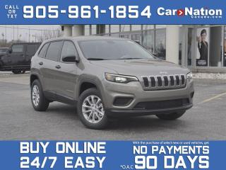 Used 2021 Jeep Cherokee Sport 4x4| SOLD | SOLD | SOLD | for sale in Burlington, ON