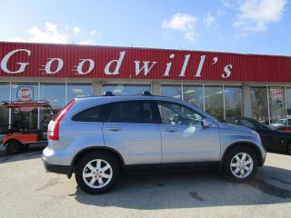 Used 2009 Honda CR-V HEATED LEATHER SEATS! for sale in Aylmer, ON