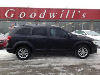 Used 2013 Dodge Journey HEATED SEATS! REMOTE START! for sale in Aylmer, ON