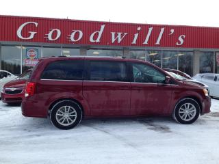 Used 2020 Dodge Grand Caravan SXT PREMIUM! REAR HEAT/A/C! for sale in Aylmer, ON