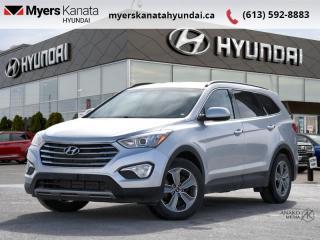 Used 2015 Hyundai Santa Fe XL PREMIUM  - $104 B/W for sale in Kanata, ON