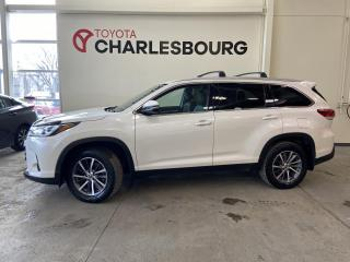 Used 2019 Toyota Highlander XLE - AWD - V6 for sale in Québec, QC