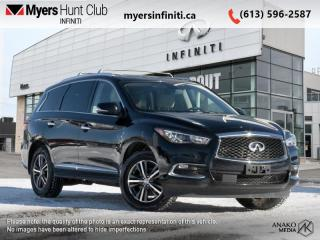 Used 2017 Infiniti QX60 Base  Essential Premium for sale in Ottawa, ON