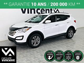 Used 2016 Hyundai Santa Fe SPORT ** GARANTIE 10 ANS ** De l'espace et du confort! for sale in Shawinigan, QC
