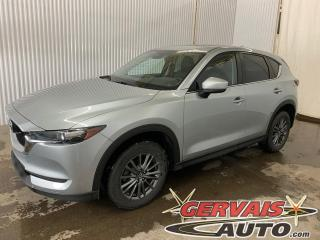 Used 2018 Mazda CX-5 GS AWD Confort GPS Toit Ouvrant Cuir/Suède Mags *Groupe Confort* for sale in Trois-Rivières, QC