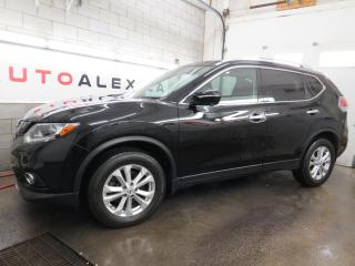 Used 2015 Nissan Rogue AWD SV 7 PASSAGER NAVIGATION TOIT PANOR. CAMERA for sale in St-Eustache, QC