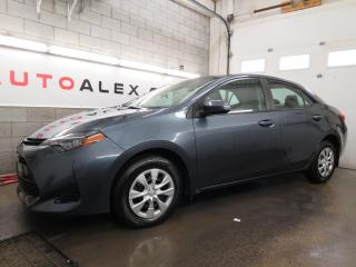 Used 2018 Toyota Corolla AUTOMATIQUE A/C CAMERA **12,000KM** for sale in St-Eustache, QC