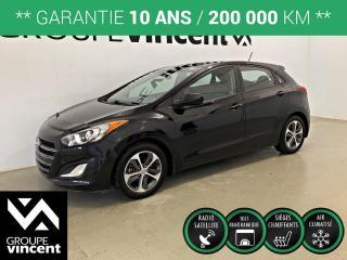 Used 2017 Hyundai Elantra GT SE TOIT PANORAMIQUE ** GARANTIE 10 ANS ** Économique, pratique et à bas kilométrage!! for sale in Shawinigan, QC