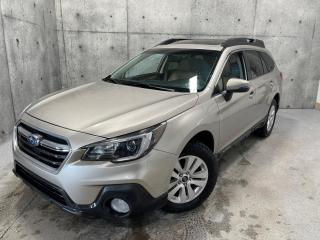 Used 2018 Subaru Outback 2.5i TOURING TOIT OUVRANT CAMERA SIEGES CHAUFFANT TOIT OUVRANT for sale in St-Nicolas, QC