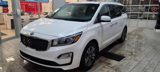 Used 2020 Kia Sedona SX TA for sale in Québec, QC