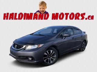 Used 2015 Honda Civic EX for sale in Cayuga, ON