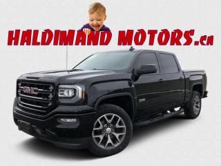 Used 2018 GMC Sierra 1500 SLT ALL TERRAIN CREW 4WD for sale in Cayuga, ON
