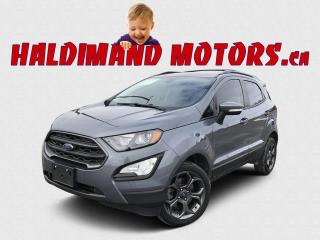 Used 2018 Ford EcoSport SES 4WD for sale in Cayuga, ON