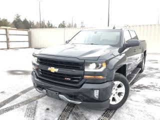 Used 2017 Chevrolet Silverado 1500 LT CREW Z71 4WD for sale in Cayuga, ON