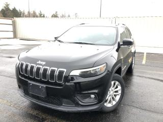Used 2019 Jeep Cherokee NORTH EDITION 4WD for sale in Cayuga, ON