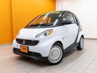 Used 2013 Smart fortwo PURE CLIMATISEUR *BAS KILOMÉTRAGE* for sale in Mirabel, QC