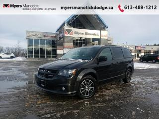 Used 2017 Dodge Grand Caravan GT  - Bluetooth -  Leather Seats - $133 B/W for sale in Ottawa, ON