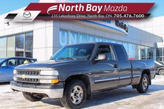Used 2002 Chevrolet Silverado 1500 AS IS - New Battery - Front Row Bench Seat for sale in North Bay, ON