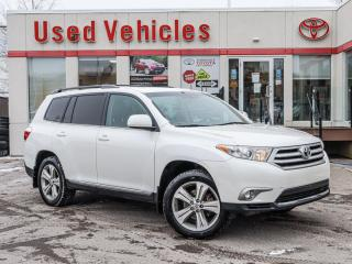 Used 2013 Toyota Highlander 4WD 4dr | for sale in North York, ON
