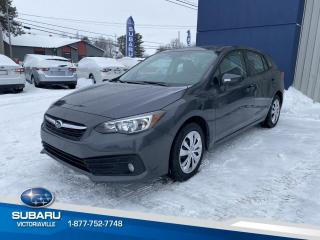 Used 2021 Subaru Impreza 2.0i ** COMMODITÉ EYESIGT ** NEUF NEUF for sale in Victoriaville, QC