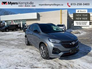 New 2021 Buick Encore GX Select for sale in Kemptville, ON