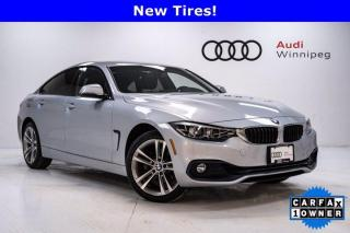 Used 2018 BMW 4 Series 430i xDrive w/Premium Package *Low KM* for sale in Winnipeg, MB
