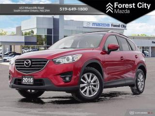 Used 2016 Mazda CX-5 GS | ROOF RACKS | CERTIFIED for sale in London, ON