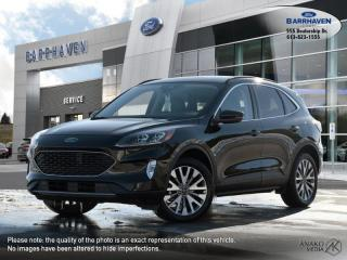 Used 2020 Ford Escape Titanium for sale in Ottawa, ON