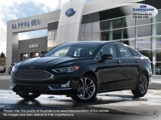 Used 2020 Ford Fusion Hybrid Titanium for sale in Ottawa, ON