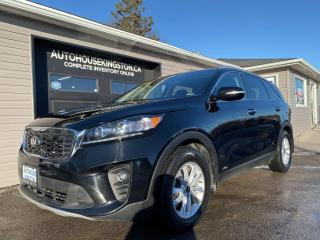 Used 2019 Kia Sorento EX 7 PASSENGER - LEATHER SEATING - AWD for sale in Kingston, ON