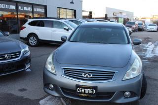 Used 2010 Infiniti G37 Sedan Sport for sale in Oakville, ON