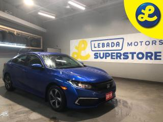 Used 2019 Honda Civic Apple Car Play * Android Auto * I-Vtec * Back Up Camera * Heated Cloth Seats *  Cruise Control * Steering Wheel Controls * Hands Free Calling * for sale in Cambridge, ON