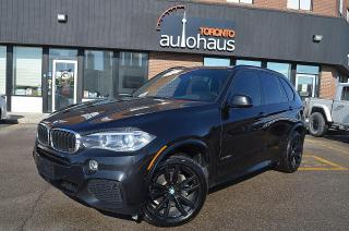 Used 2018 BMW X5 DIESEL I M-PGK. I PREMIUM ENCHACED PKG. for sale in Concord, ON