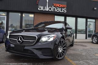 Used 2018 Mercedes-Benz E-Class AMG E43 I HWY KM I NIGHT PKG I NO ACCIDENTS for sale in Concord, ON