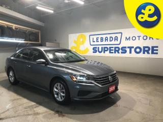 Used 2020 Volkswagen Passat Comfortline * Remote Start * Heated Seats *  Apple Car Play * Android Auto * Back Up Camera * Cruise Control * Steering Wheel Controls * Hands Free Ca for sale in Cambridge, ON