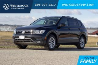 Used 2018 Volkswagen Tiguan Trendline *7 PASSENGER* *APPLE CARPLAY* *ANDROID AUTO* *BACK UP CAM* *HEATED SEATS* for sale in Surrey, BC