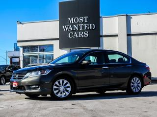Used 2014 Honda Accord EX-L|SUNROOF|CAMERA|REMOTE START|17