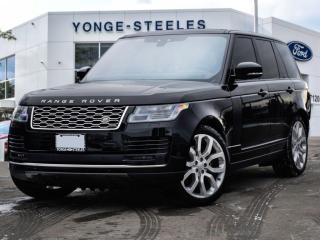 Used 2020 Land Rover Range Rover for sale in Thornhill, ON
