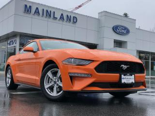 New 2021 Ford Mustang EcoBoost 100A for sale in Surrey, BC