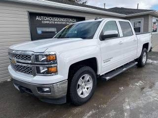Used 2015 Chevrolet Silverado 1500 LT - CREW CAB - HEATED SEATS for sale in Kingston, ON