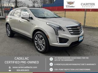 Used 2017 Cadillac XT5 Premium Luxury for sale in Burnaby, BC
