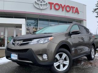 Used 2013 Toyota RAV4 AWD XLE for sale in Surrey, BC