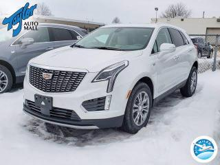 New 2021 Cadillac XT5 AWD Premium Luxury for sale in Kingston, ON